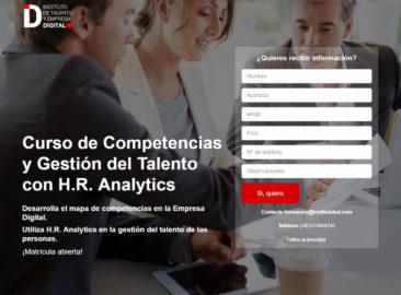 Landing Page curso-hr-analytics