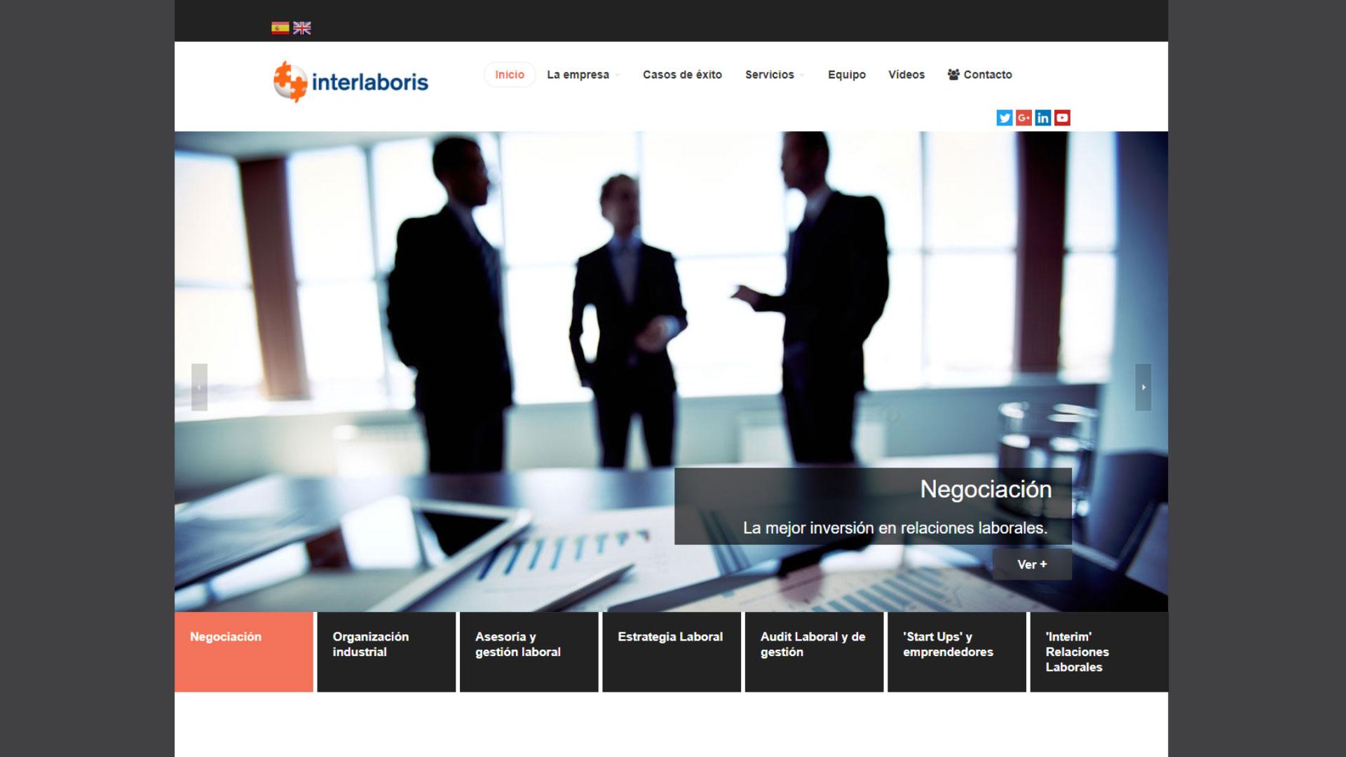 Web Interlaboris