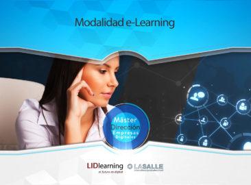Master en Dirección de Empresas digitales