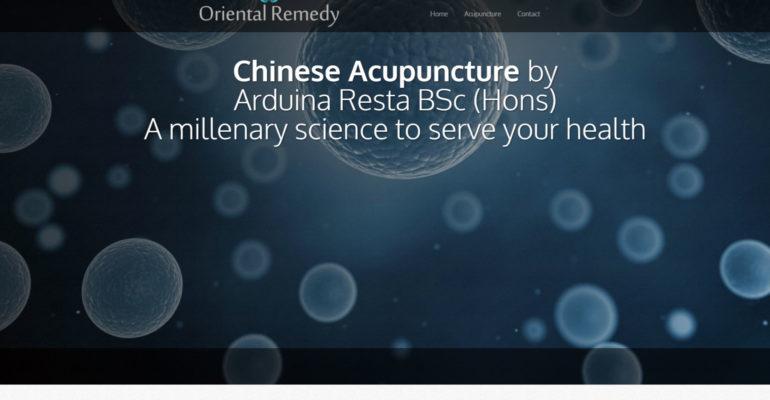Web Oriental Remedy