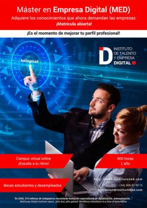 Máster en Empresa Digital